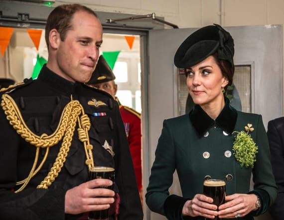 Royals go by different names in Scotland and Ireland