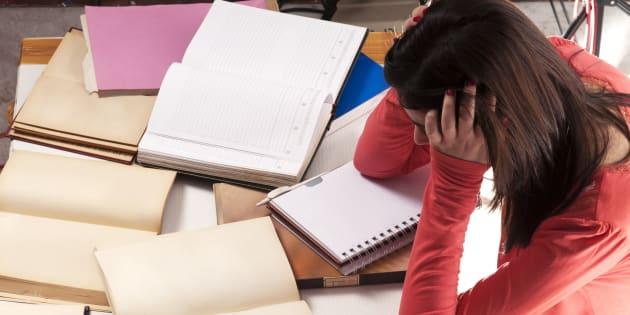 3 raisons pour lesquelles j'ai le sentiment que mes études supérieures sont un échec