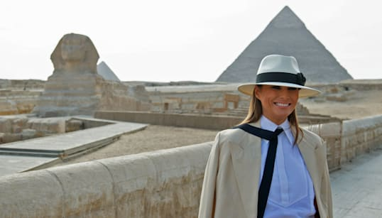 Melania Trump Says She's Told Donald Trump To Put His Phone