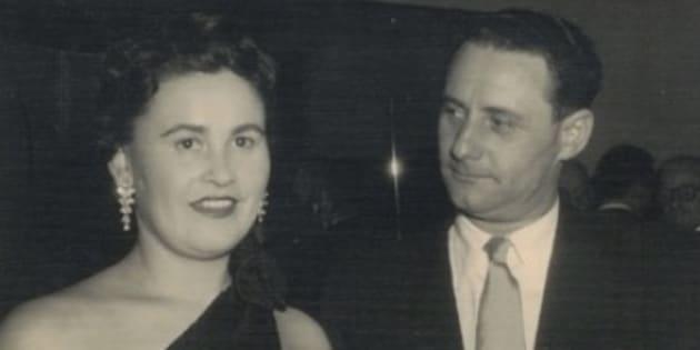 Lale y Gita Sokolov, en una imagen del libro.