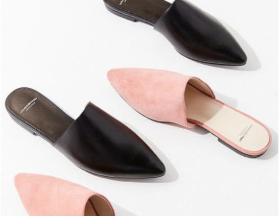 This unexpected retailer is having a major shoe sale