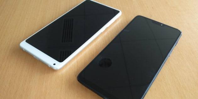 Les OnePlus 6 et Xiaomi Mi Mix 2S, deux fois moins chers que l'iPhone X, valent-ils le coup?