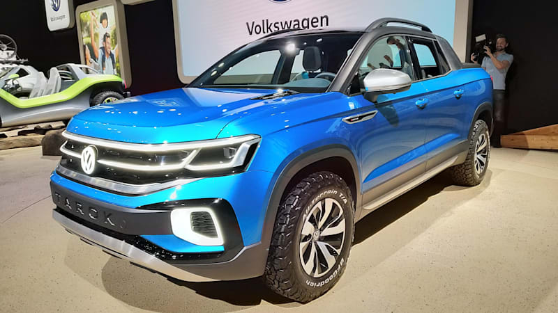 2020 Volkswagen Tarok Price, Redesign, Review, And Specs >> Volkswagen Is Getting Serious About Bringing A Pickup Back To U S
