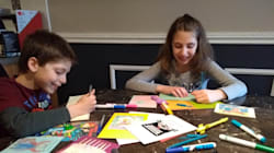 An Ontario Family Mails Cards To Bullied Kids So They Never Feel