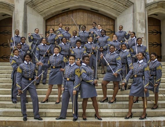 Record-breaking demographic change at West Point