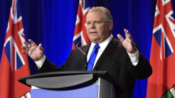 Doug Ford: I Won't 'Muzzle' MPPs Who Want To Reopen Abortion