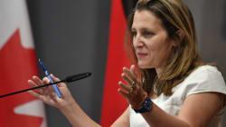 SOS Ottawa: Canadá regresa a su negociadora clave del