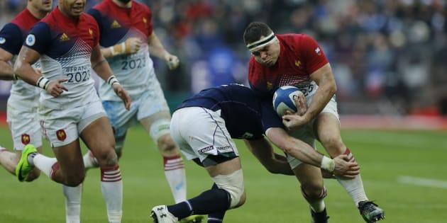 Le XV de France se reprend en s'imposant face à l'Écosse ce dimanche 12 février.