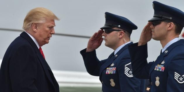Que prépare Donald Trump sur la Syrie? le président et son ministre de la Défense annulent leurs déplacements