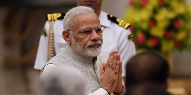 Narendra Modi in a file photo.