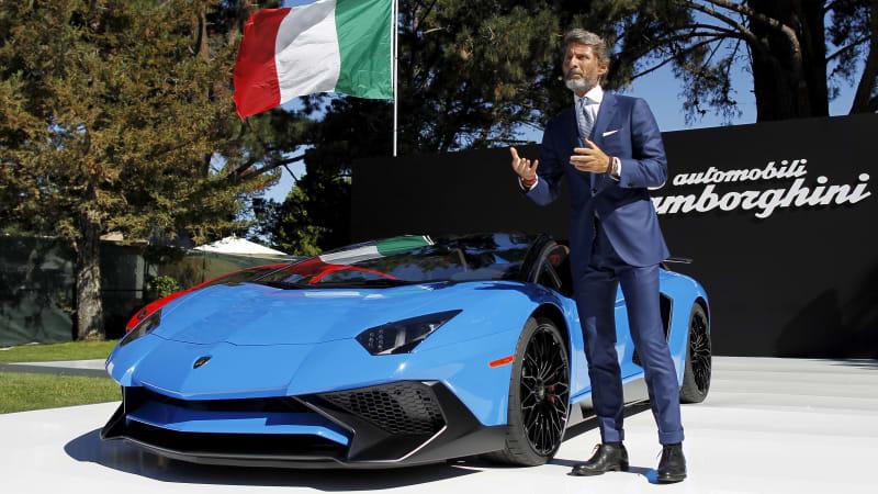 Shuffle At Lamborghini Sends Ceo To Quattro Gmbh Autoblog