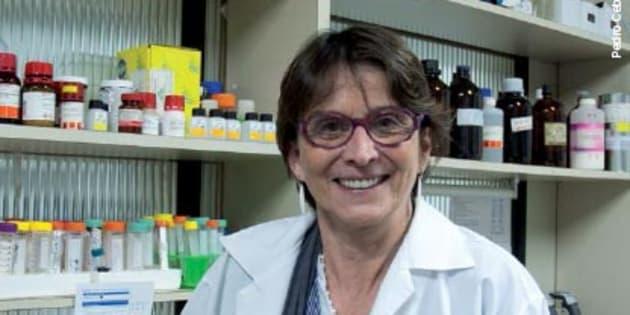 Helena Nader é professora da Unifesp e presidente de honra da SBPC.