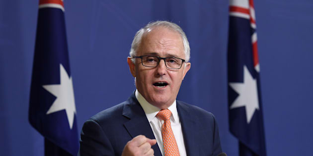 Malcolm Turnbull says he working on a new trade deal with the UK.
