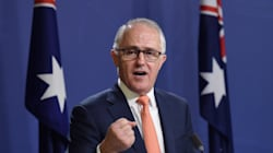 Turnbull Talks Up Border Protection In