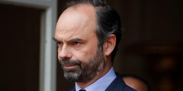 """En visite surprise à Notre-Dame-des-Landes, Philippe affirme que """"l'ensemble des objectifs"""" d'évacuation a été atteint."""