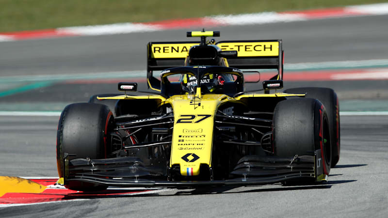 Renault F1 engines hitting 1,000 horsepower in qualifying trim