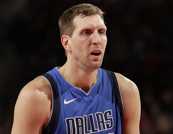 Dirk Nowitzki 'disgusted' by Mavericks accusations