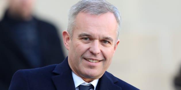 François de Rugy compte également augmenter la part des voitures électriques au sein des véhicules vendus chaque année en France