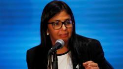 Indignada la canciller venezolana abandona la asamblea de la
