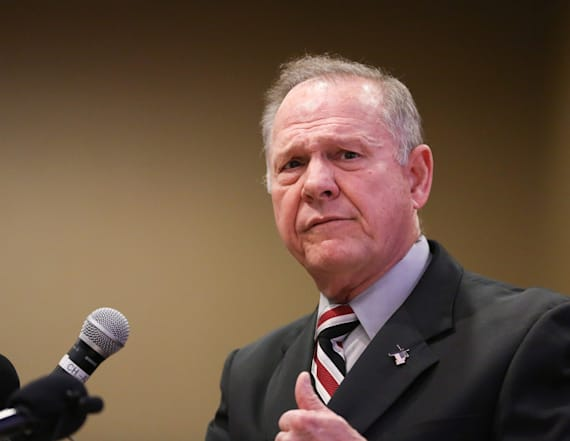 Roy Moore victim: I didn't deserve to be preyed upon