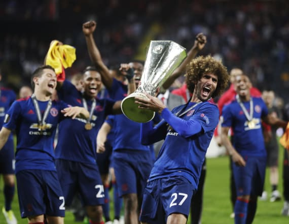 Manchester United tops Ajax in emotional victory