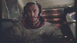 Eugene Cernan, Last Man To Walk On Moon, Dies At