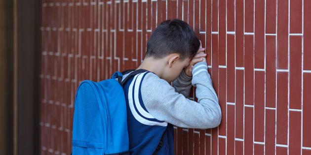 Le petit garçon harcelé par un autre écolier affirme même vouloir mourir