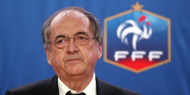 Noël Le Graët, président de la Fédération française de football est atteint d'une leucémie.