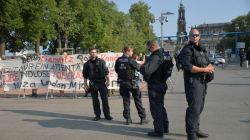 Un groupuscule terroriste néonazi démantelé en Allemagne deux jours avant son passage à
