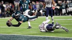 Las Águilas de Filadelfia consiguen su primer Super