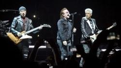 Bono perd la voix en plein