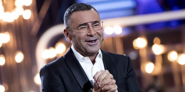 El presentador Jorge Javier Vázquez, durante una gala del programa Gran Hermano Vip.