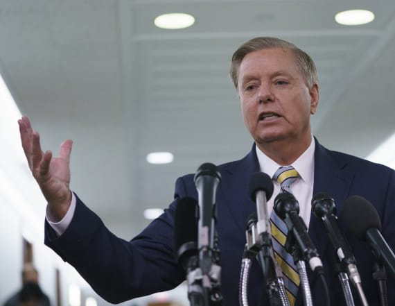 Graham remarks on impossibility of Khashoggi