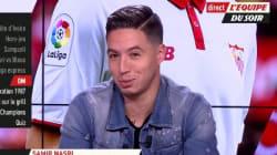 Deschamps, EDF, Guardiola... Nasri balance ses punchlines sur
