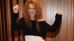 Céline Dion remonte dans le temps avec cette tenue digne des années