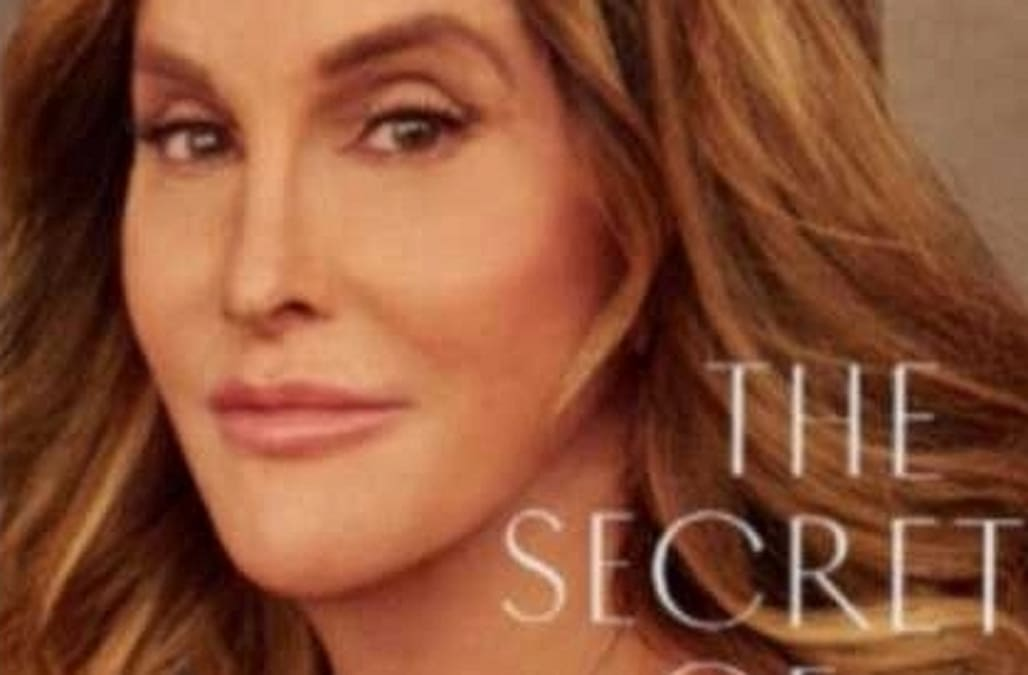 Caitlyn Jenner reveals sexy cover to her upcoming book, 'The Secrets of My  Life' - AOL Entertainment