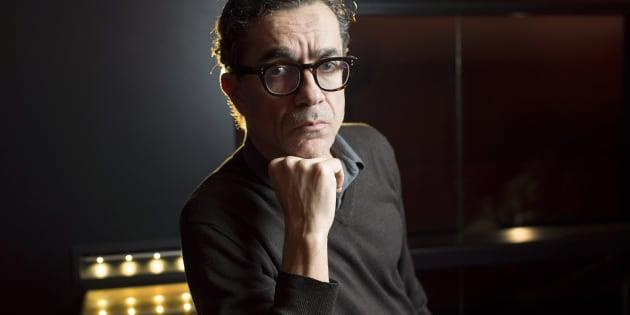 Le metteur en scène Romeo Castellucci en janvier 2017.