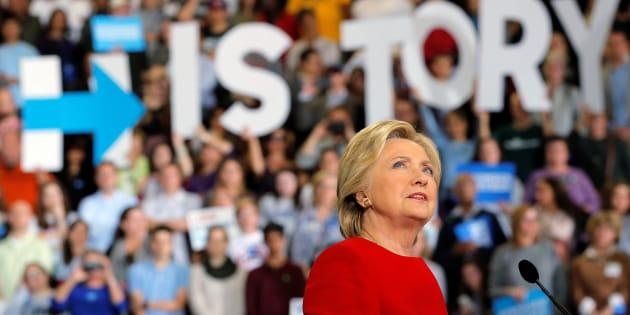 Le Texas vote la suppression de Hillary Clinton de ses livres d'Histoire