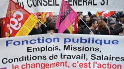 La grogne anti-Macron s'étend à la Fonction publique appelée à la grève le 10