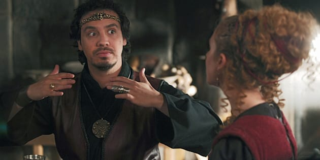 Ce que dit la série télé parodique Kaamelott de la réalité du Moyen Âge.