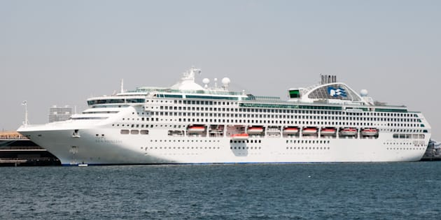 Second Gastro Outbreak In A Month On Sun Princess Cruise Ship - Outbreak on cruise ship