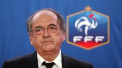 Le président de la Fédération française de football est atteint d'une
