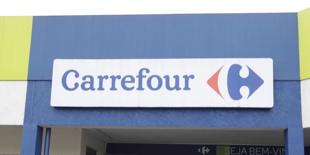 Un supermercado Carrefour en Sao Paulo, Brasil, en julio de 2017.