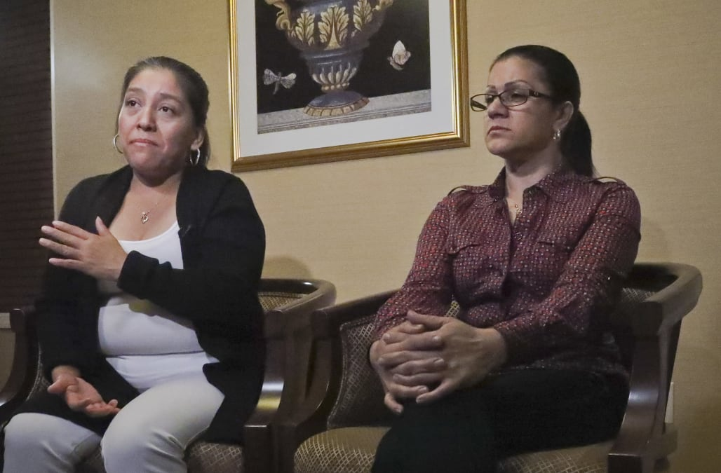 Undocumented housekeeper at Trump golf course says she does not