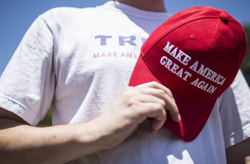 New York judge permanently barred after posting photo of noose with Make America Great Again caption
