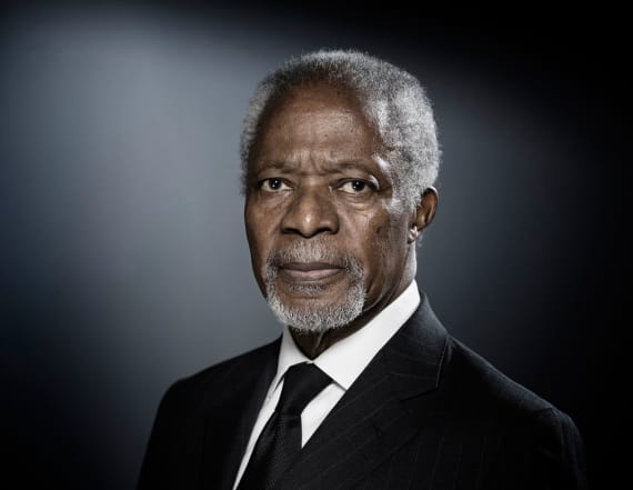 Former UN Secretary General Kofi Annan dies at 80