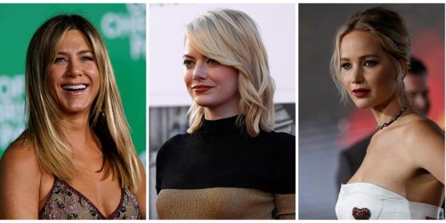 EN IMAGES. Découvrez les dix actrices les mieux payées au monde