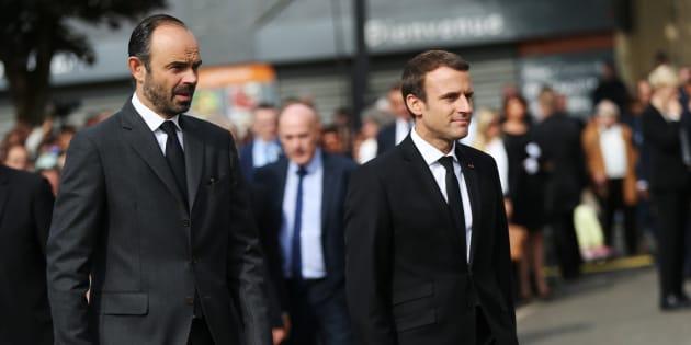 La cote de popularité d'Emmanuel Macron s'effondre