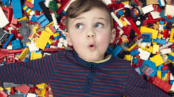 Your Old Lego Pieces Could Make Your Kids Seriously