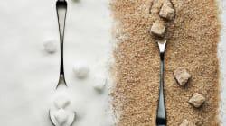 ¿Es mejor el azúcar moreno o el azúcar